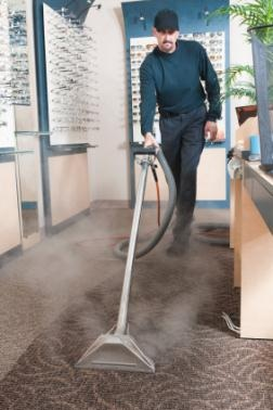 Commercial carpet cleaning by South Bay Cleaning Services LLC
