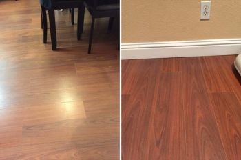 Floor cleaning in Sunnyvale CA by South Bay Cleaning Services LLC